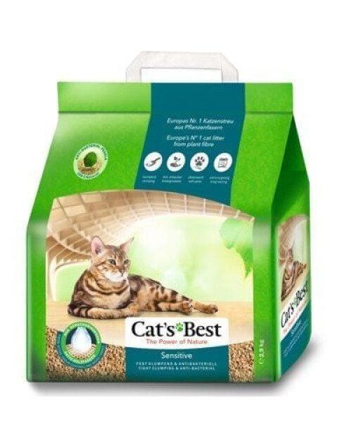 Cat's Best - Sensitive 8l, stelja za mačke
