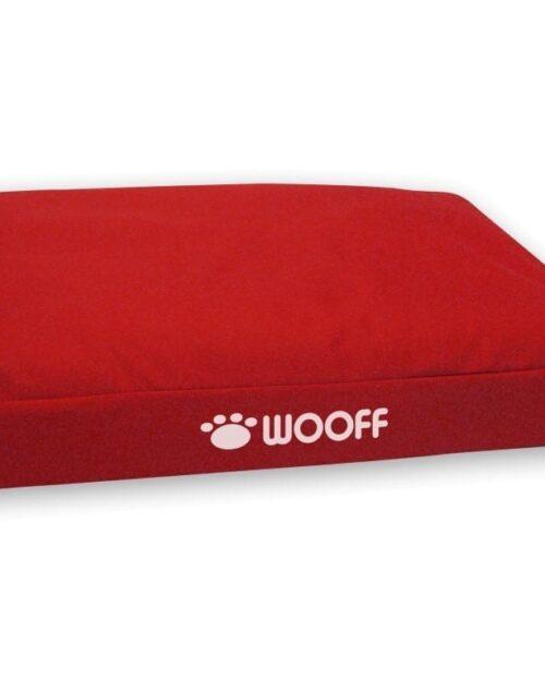 Wooff BOX universal all weather - 70x110x15cm - crvena