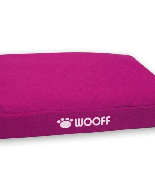 Wooff BOX universal all weather - 55x75x15cm - fuksija