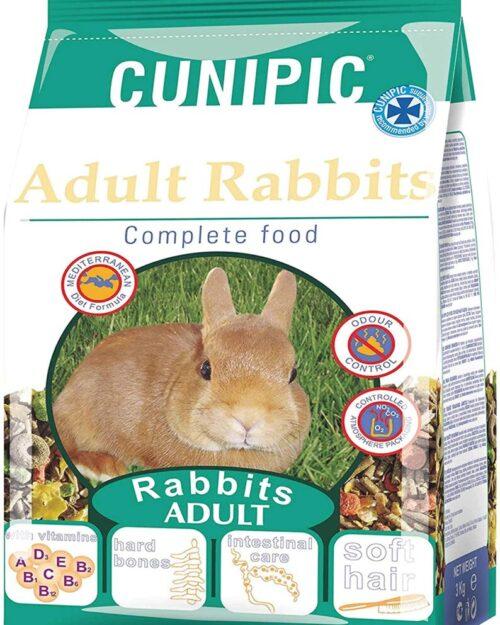 Cunipic adult rabbit, hrana za odrasle kuniće 800g