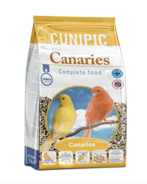 Cunipic hrana za kanarince