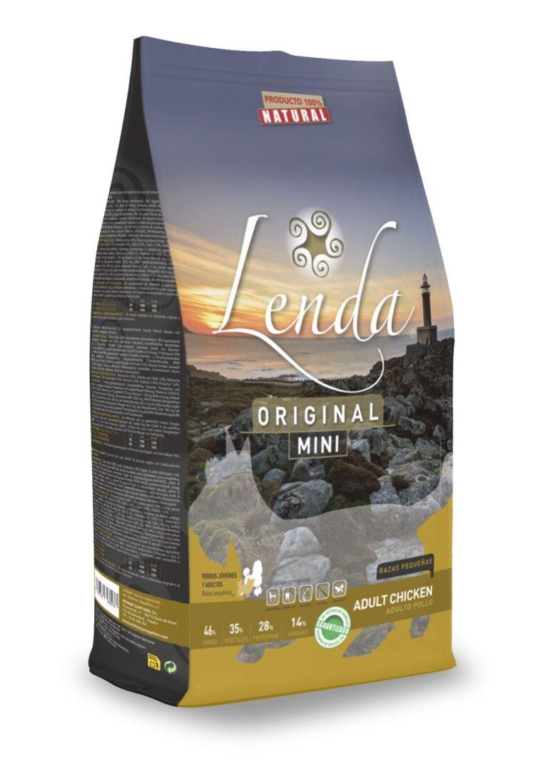 Lenda Original adult mini - piletina 3kg