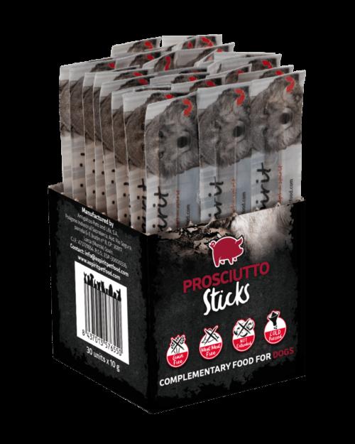 Alpha Spirit – Prosciutto sticks / Štapići pršut 30x10 gr
