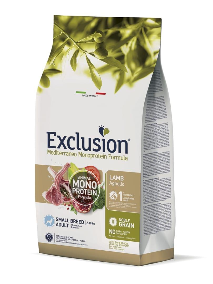 Exclusion Mediterraneo - Adult janjetina, malo zrno