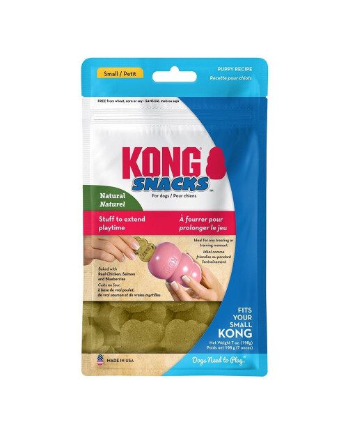 Kong Snacks Puppy, keksi za štence 300g