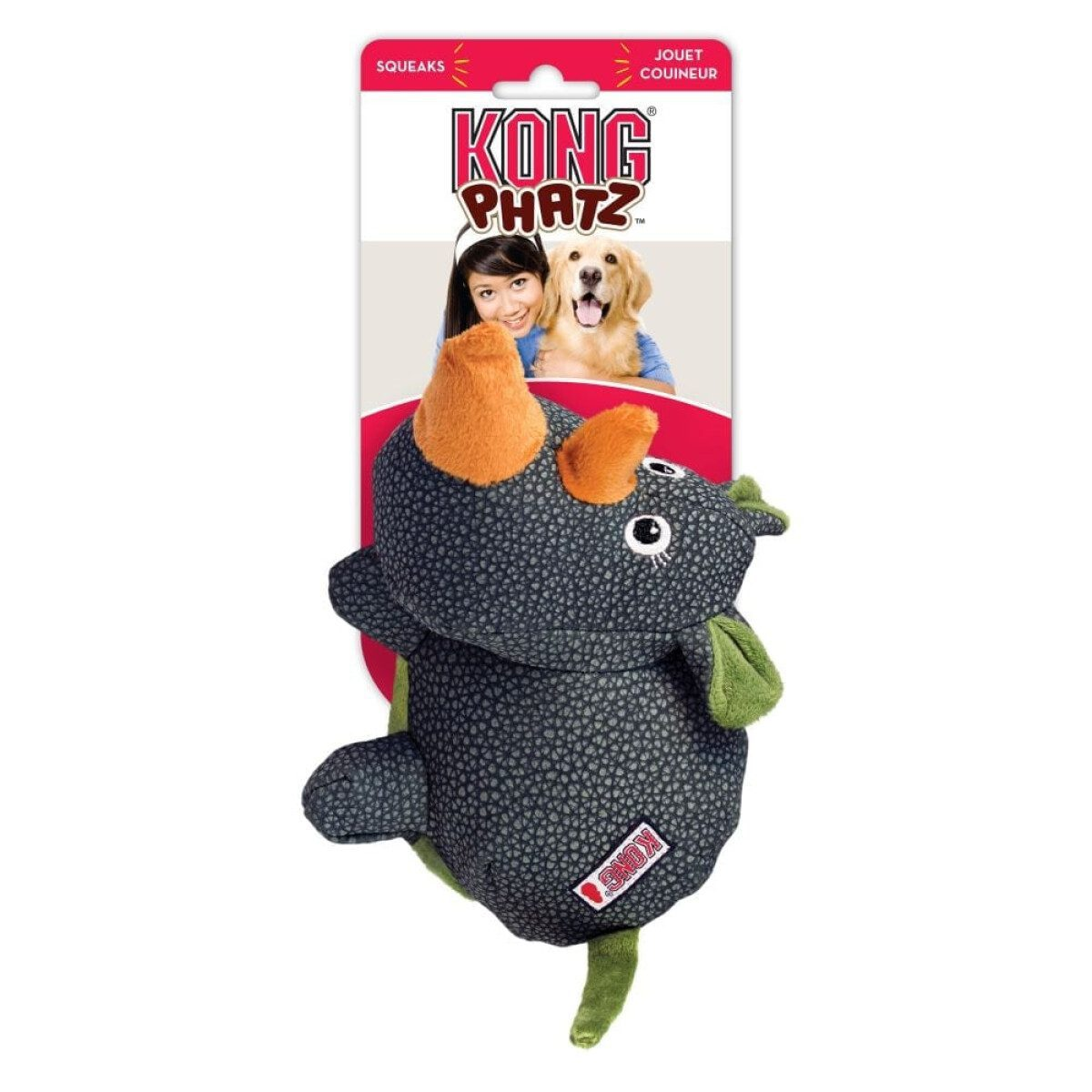 Kong PHATZ - Nosorog
