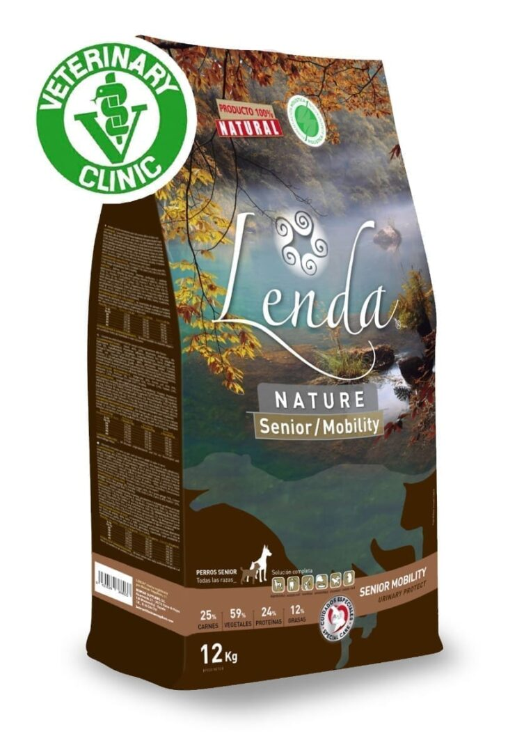 Lenda Natur - Senior / Mobility 12kg