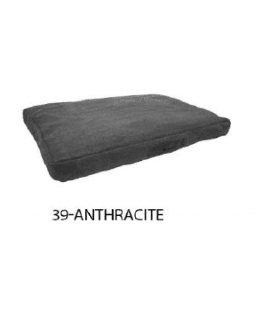 Wooff madrac - Stonewash 70x110x15, antracit