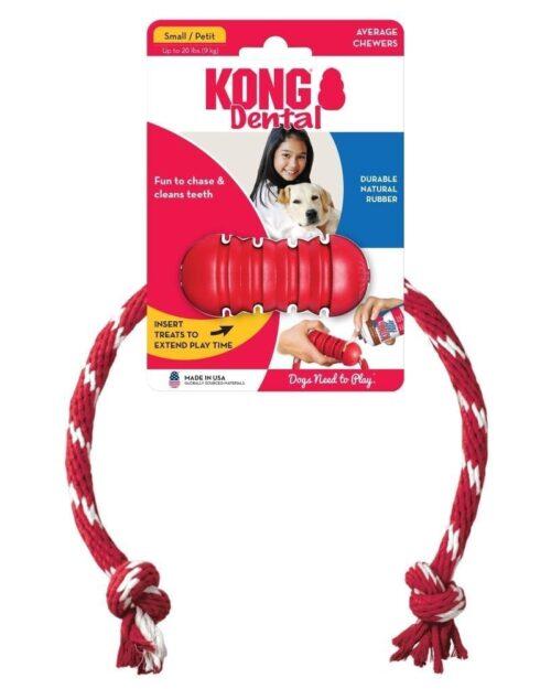 Kong Dental sa špagom