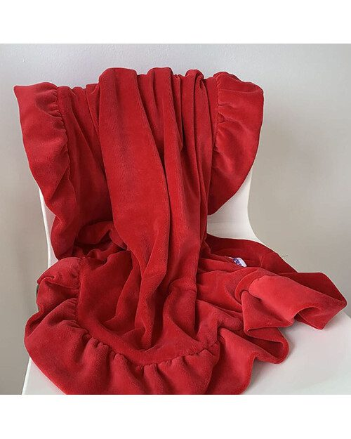Dekica crvena 85x85cm
