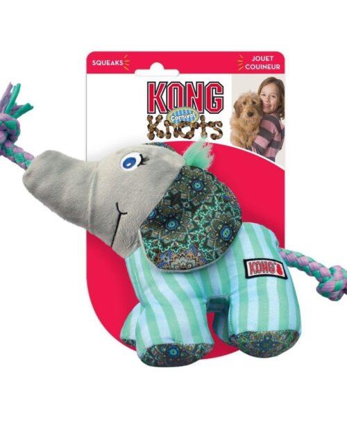 KONG Knots Carnival - slon M/L veličina