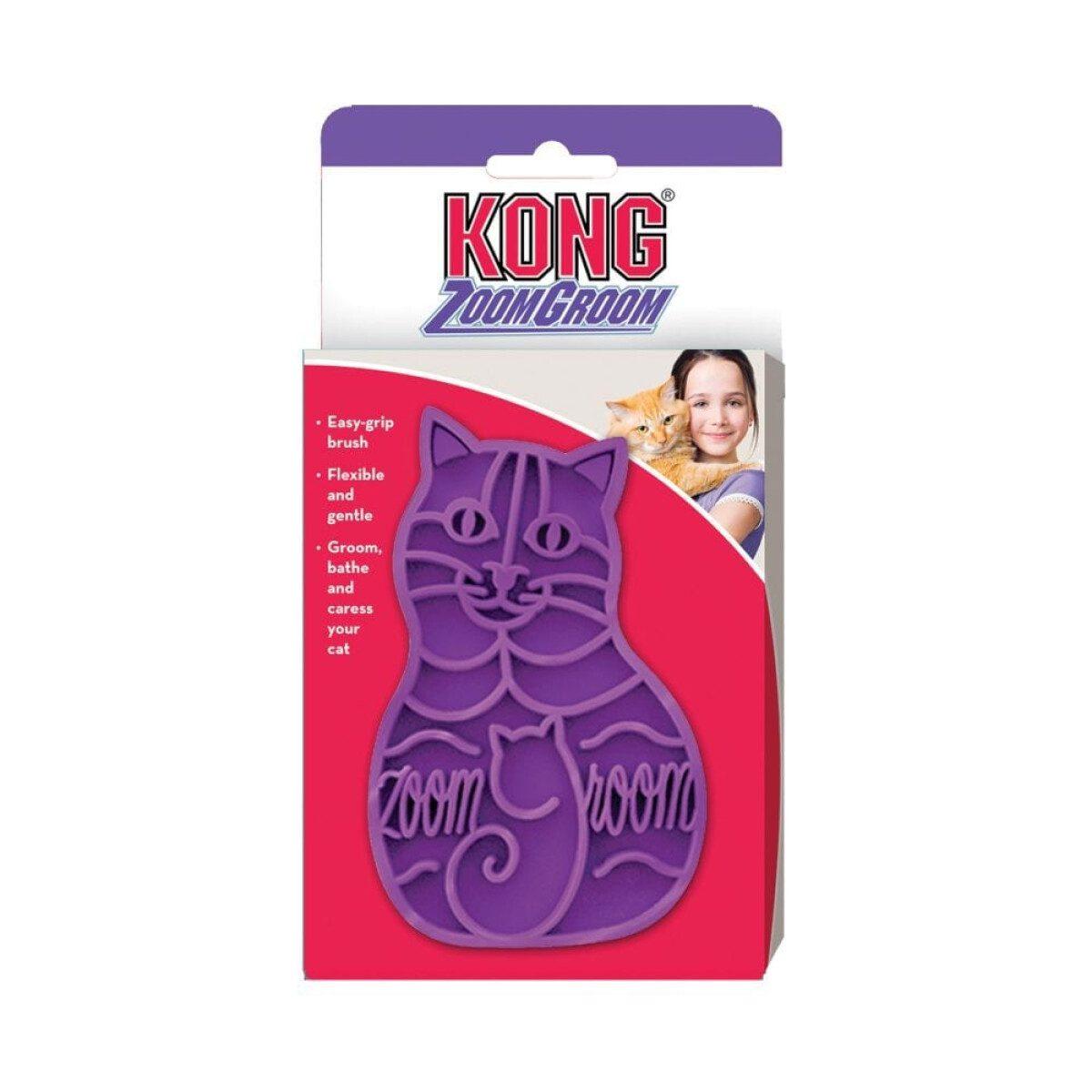 Kong ZoomGroom - četka za mačke