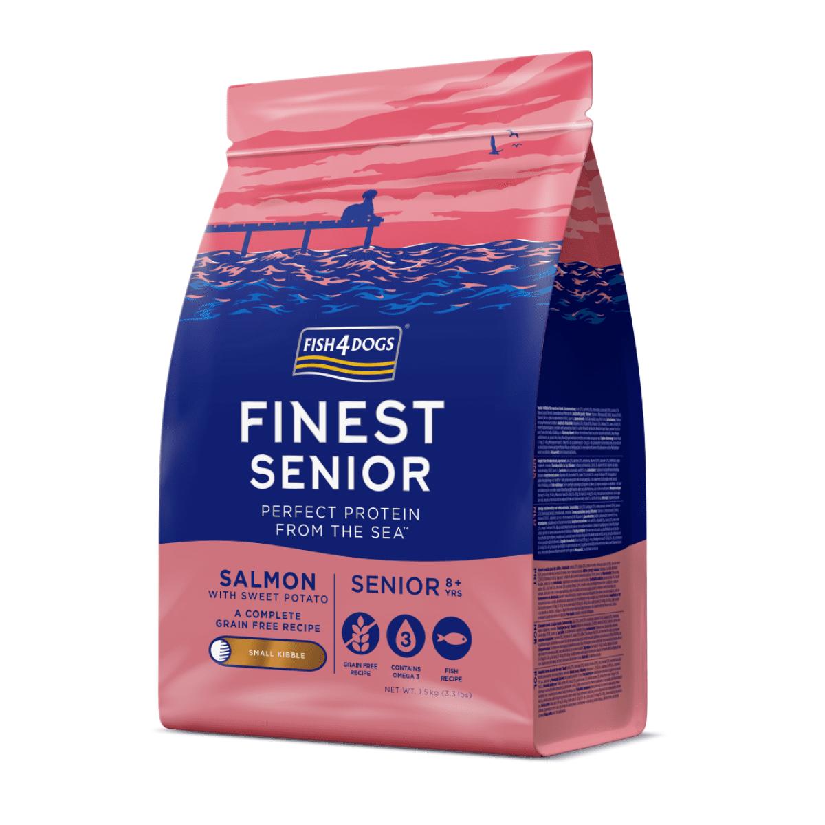Fish4Dogs Finest Senior losos